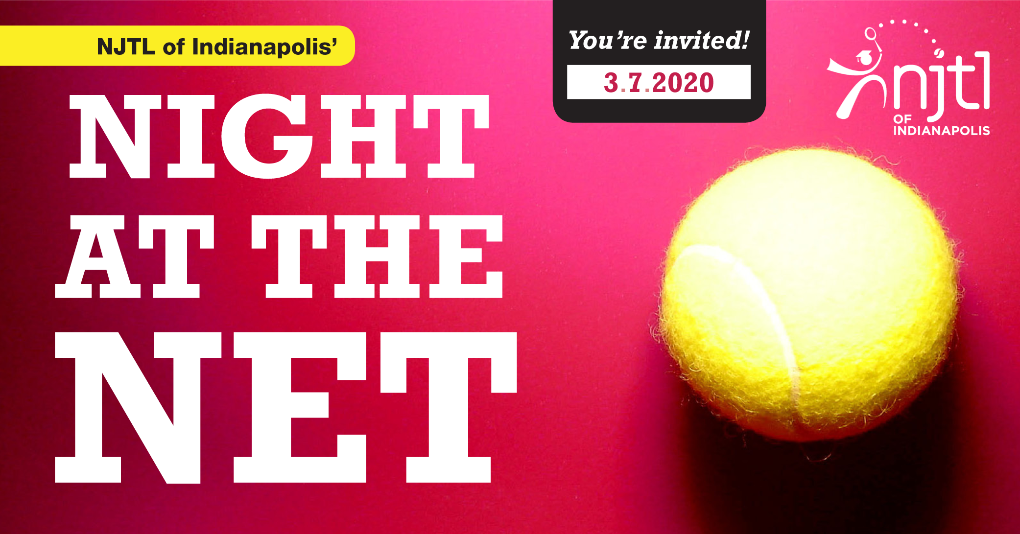 Night at The Net Fundraiser